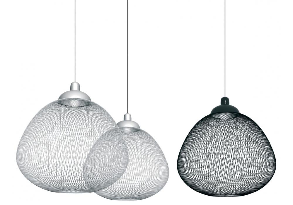 non random suspended lamp moooi milia shop. Black Bedroom Furniture Sets. Home Design Ideas