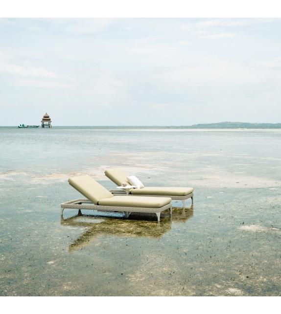Mu Dedon Beach Chair Adjustable
