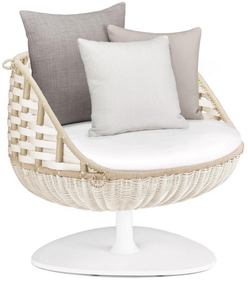 Swingme Dedon Rotating Lounge Chair Milia Shop