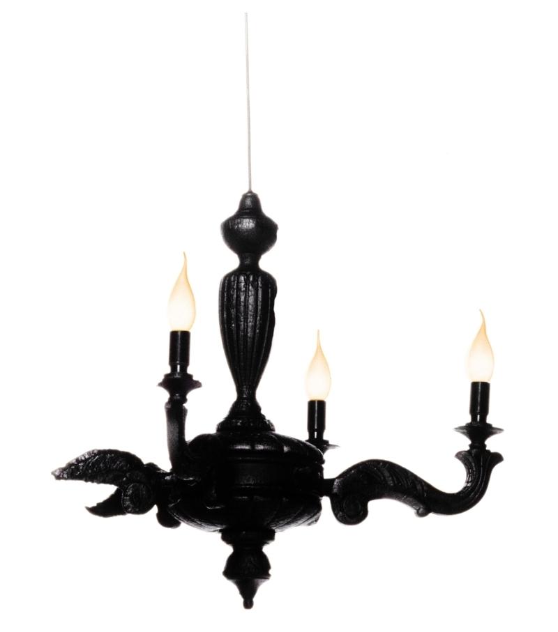 Smoke chandelier suspension lamp moooi milia shop smoke chandelier mozeypictures Choice Image