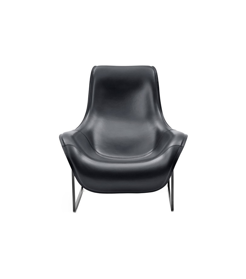 mart b b italia armchair with balancing movement milia shop. Black Bedroom Furniture Sets. Home Design Ideas