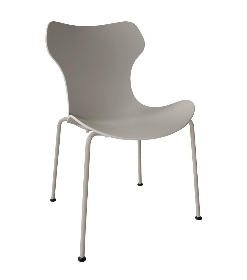 Papilio Shell B&B Italia Set of 2 Chairs