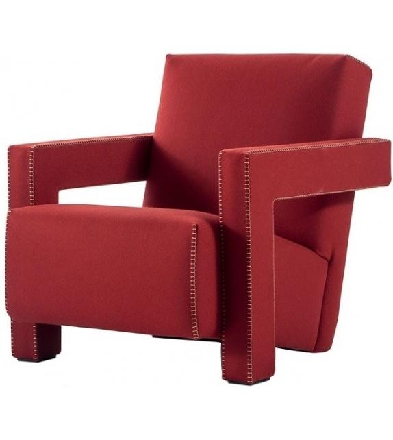 637 utrecht cassina sessel xl milia shop. Black Bedroom Furniture Sets. Home Design Ideas