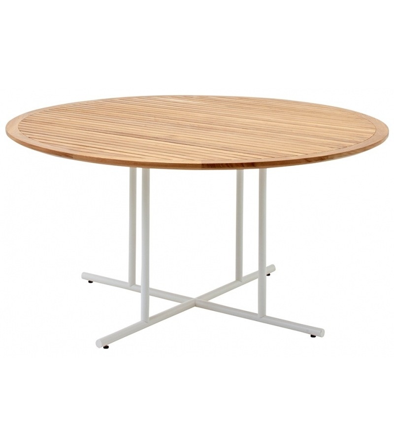 Whirl Gloster Round Dining Table