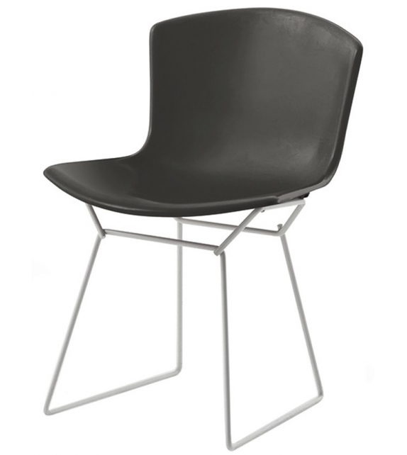 Bertoia Plastic Knoll Set of 2 Side Chairs