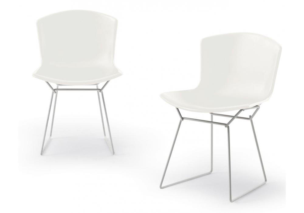 Bertoia Plastic Knoll Set De 2 Chaises