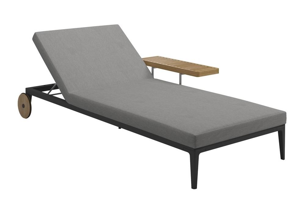 sonnenliege top klappbare sonnenliege fr drauen akazienholz with sonnenliege interesting. Black Bedroom Furniture Sets. Home Design Ideas