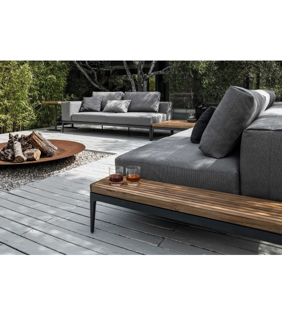 Grid Gloster Square Coffee Table