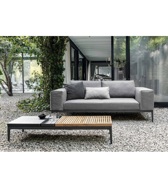 Grid Gloster Coffee Table