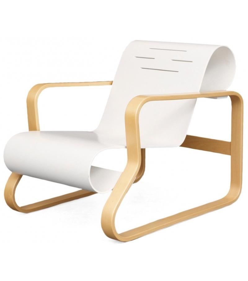 41 armchair paimio artek milia shop for Chaise alvar aalto