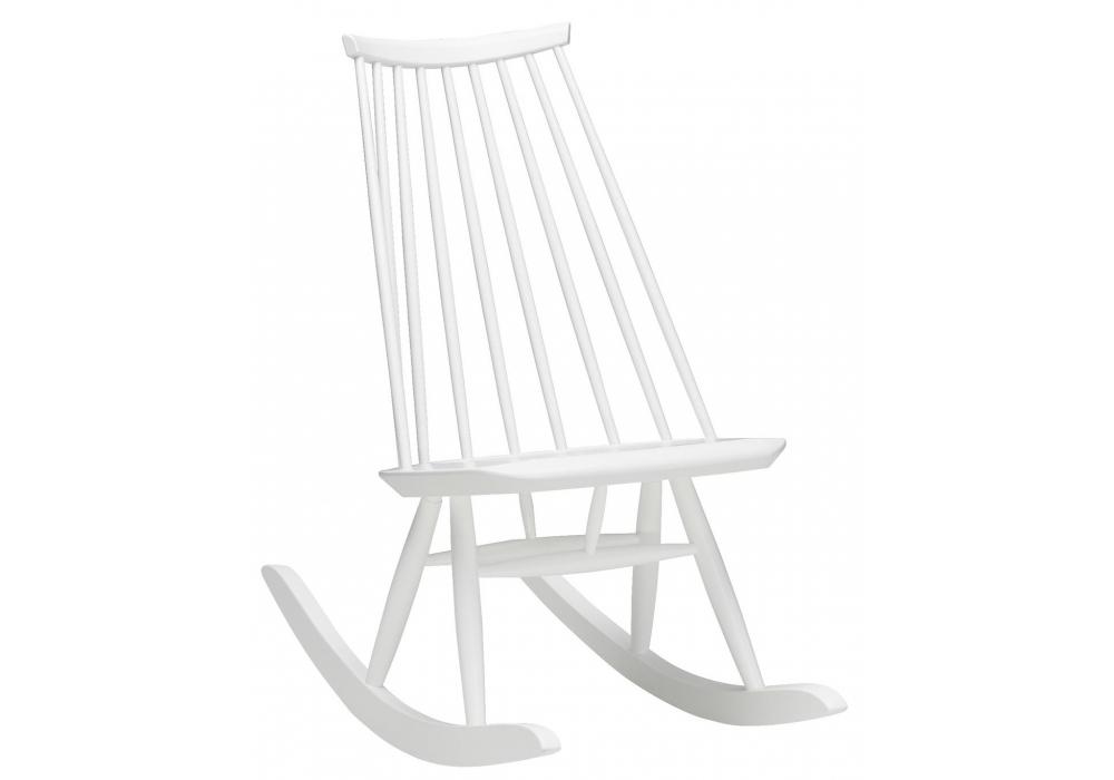 Mademoiselle rocking chair artek sedia a dondolo milia shop - Sedia a dondolo ...