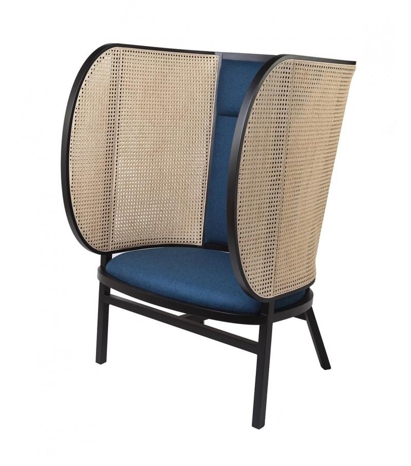 hideout gebr der thonet vienna lounge chair milia shop. Black Bedroom Furniture Sets. Home Design Ideas
