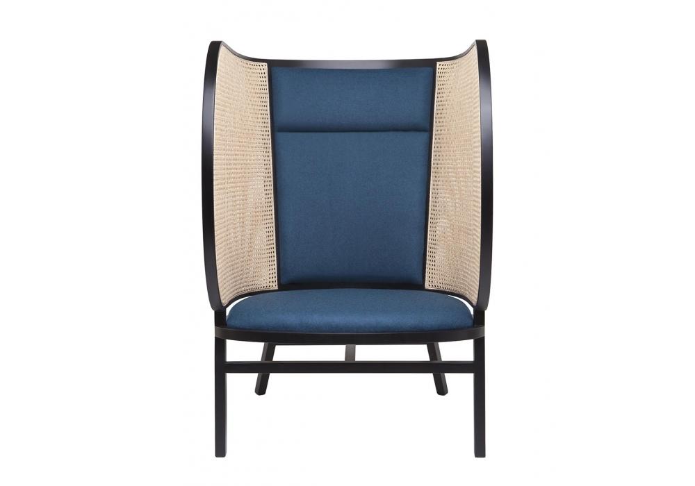 Hideout gebr der thonet vienna lounge chair milia shop for Chaise thonet