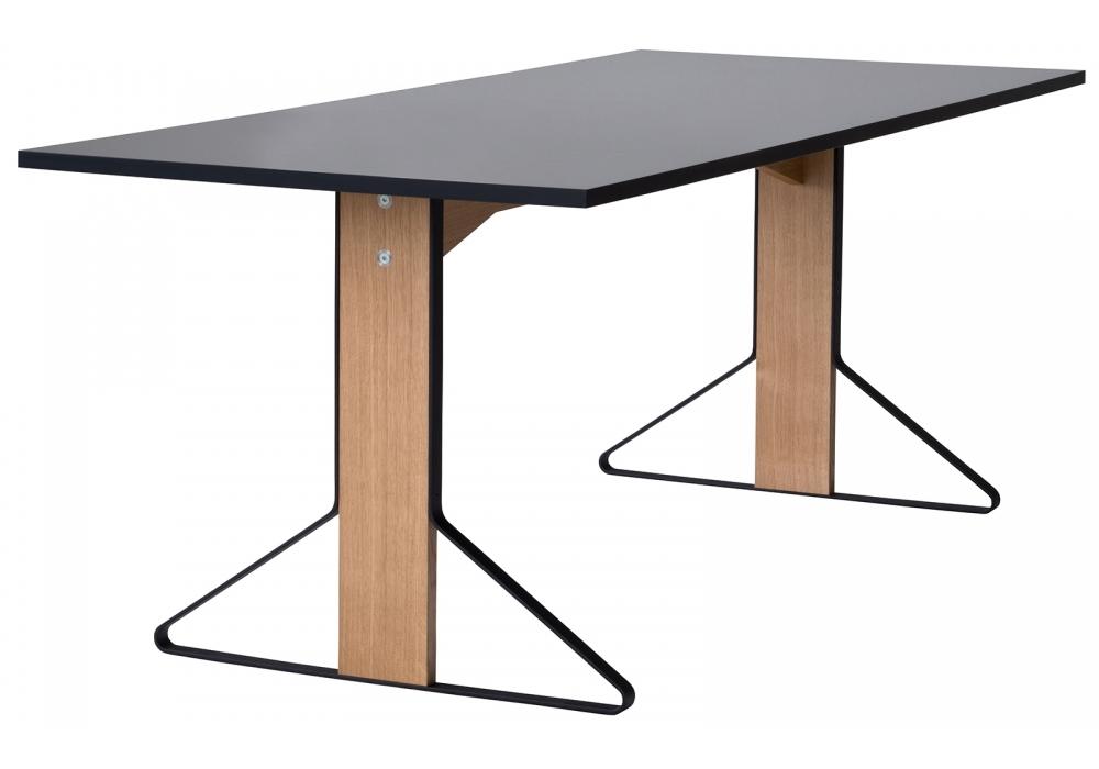 kaari artek rectangular table