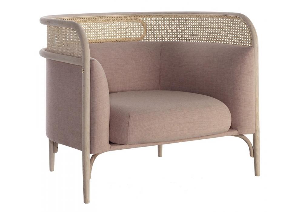 Lounge Chair targa gebrüder thonet vienna lounge chair milia shop