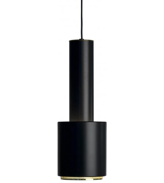 """A110 Pendant Lamp """"Hand Grenade"""" Artek Hängeleuchte"""