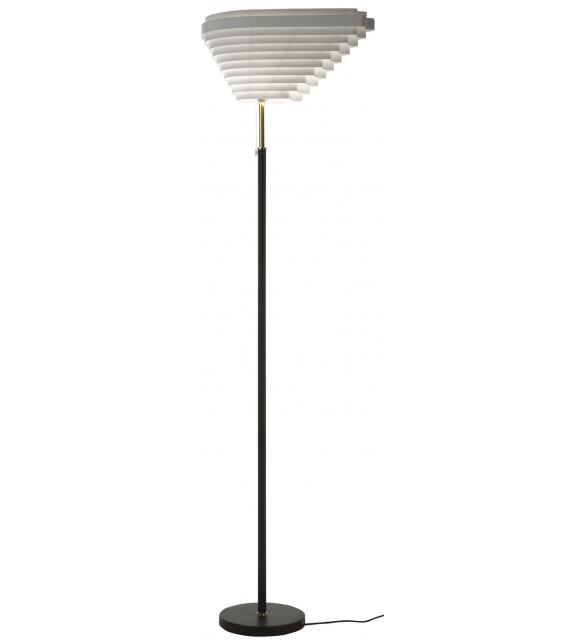 A805 Floor Lamp Artek Lampada da Terra