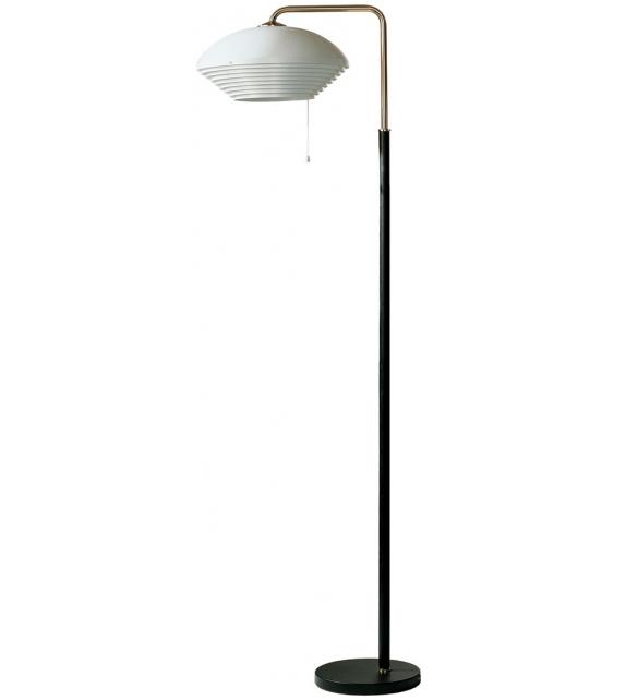 A811 Floor Lamp Artek Lampada da Terra