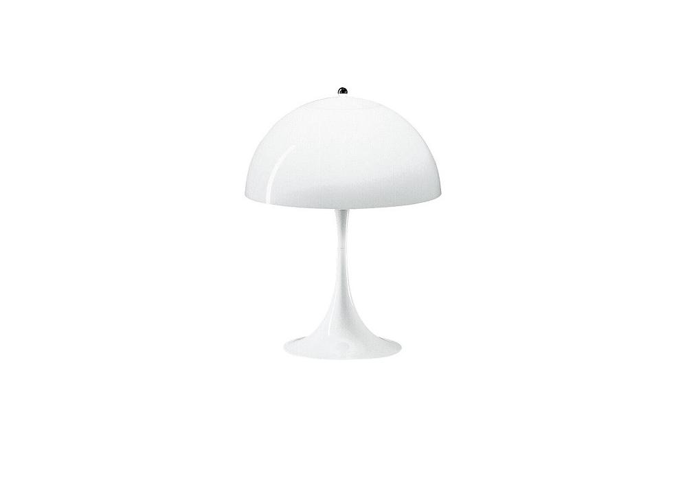 panthella louis poulsen lampe de table milia shop. Black Bedroom Furniture Sets. Home Design Ideas
