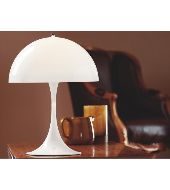 Panthella Table Louis Poulsen Lámpara de Mesa