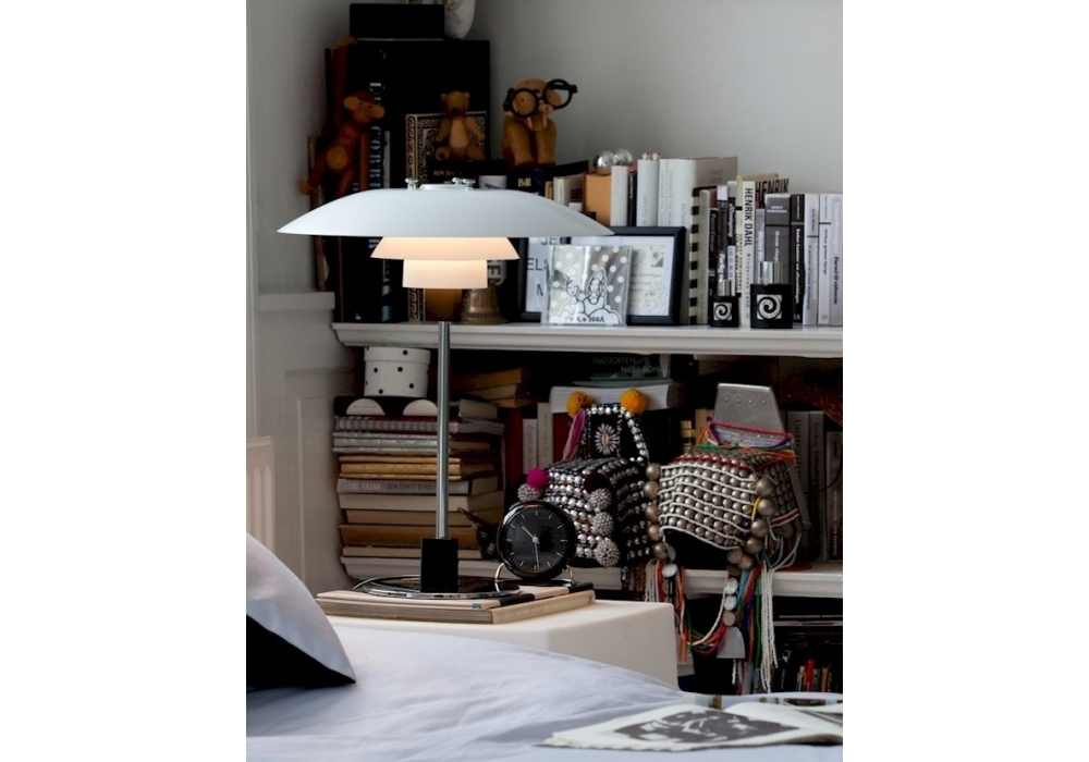 ph 4 3 louis poulsen lampe de table milia shop. Black Bedroom Furniture Sets. Home Design Ideas