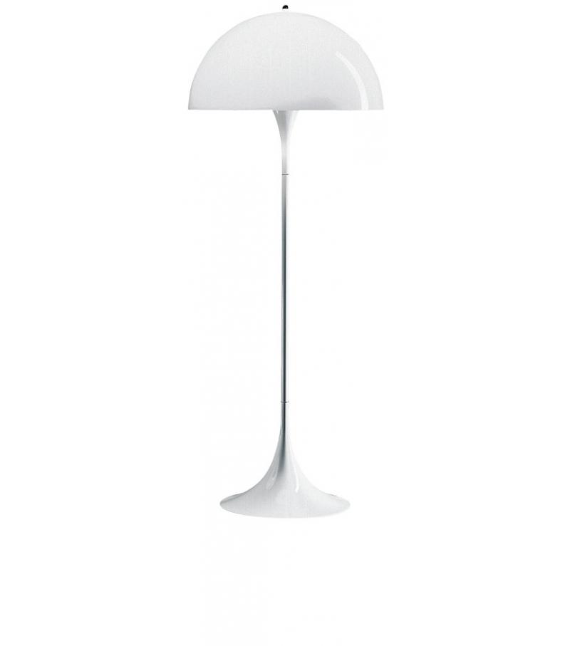 panthella louis poulsen floor lamp milia shop. Black Bedroom Furniture Sets. Home Design Ideas
