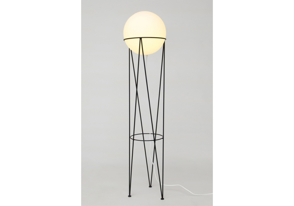 Structure And Globe Atelier Areti Floor Lamp Milia Shop