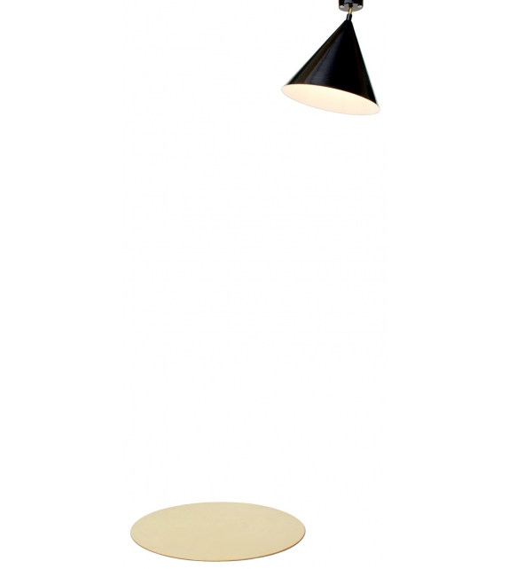 Cone and Plate Atelier Areti Ceiling Lamp