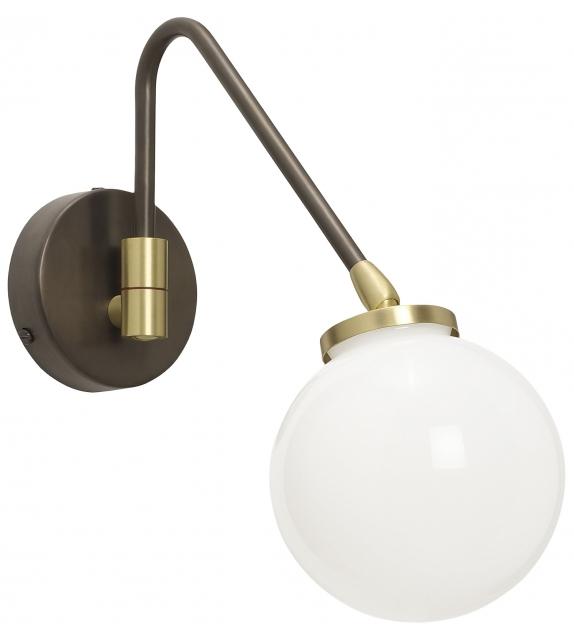 Array Single Opal CTO Lighting Lampada da Parete