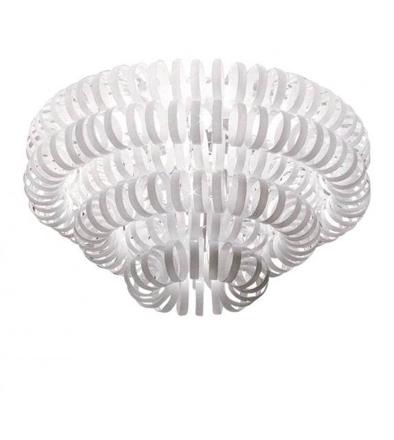 Ecos 90 PL Vistosi Ceiling Lamp