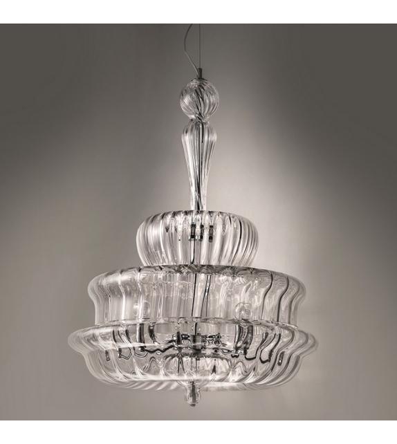 Novecento SP Vistosi Suspension Lamp