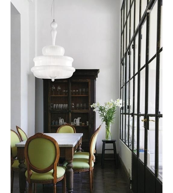 Novecento Vistosi Suspension Lamp Milia Shop