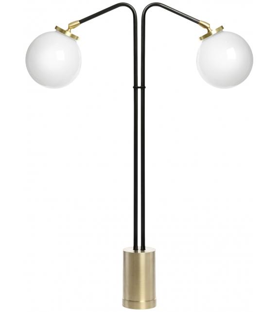 Array Twin CTO Lighting Lámpara de Mesa