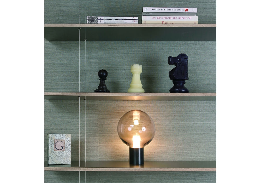 Moon Cto Lighting Lampada Da Tavolo Milia Shop