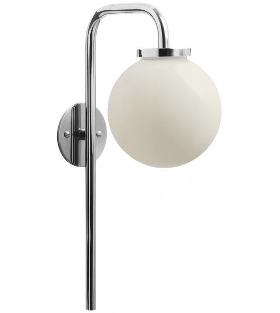 Big Bulb Opal CTO Lighting Wall Lamp