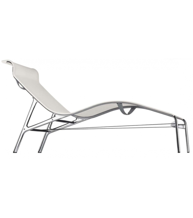 Longframe 419 chaise longue milia shop for Chaise longue frame