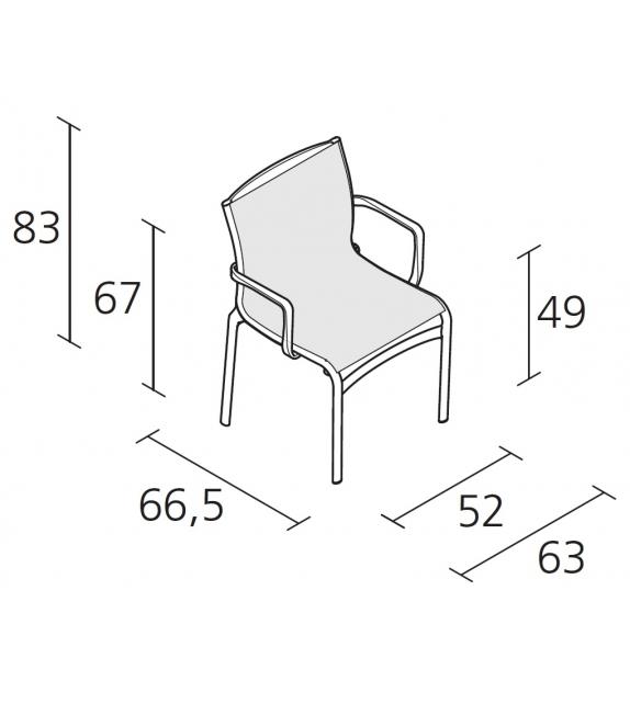 Frame XL- 459 Alias Chaise