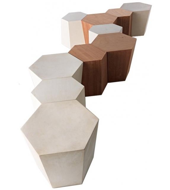 Hexagon Horm Tabouret