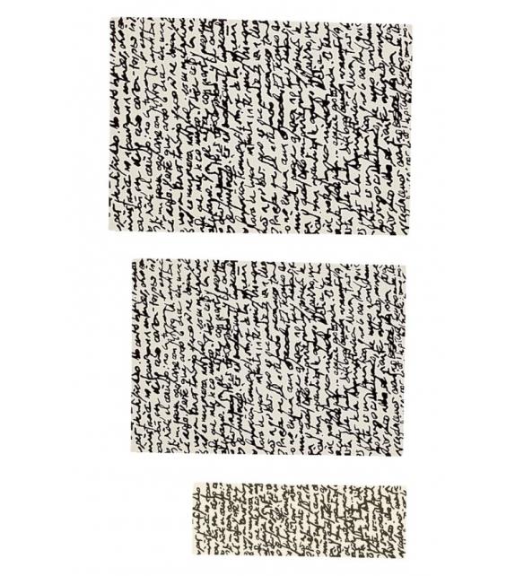 Black on white: Manoscritto
