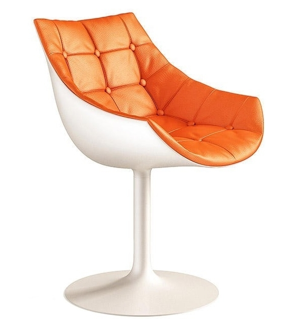 246 Passion Cassina Armchair With Central Leg
