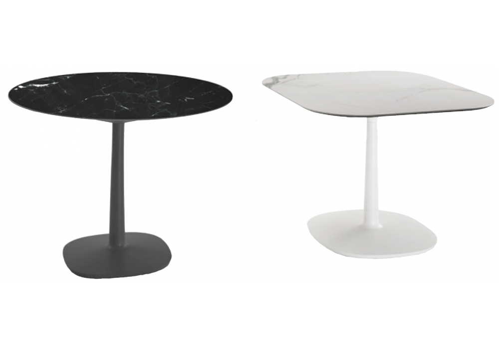 Multiplo Kartell Table Avec Pied Central - Milia Shop