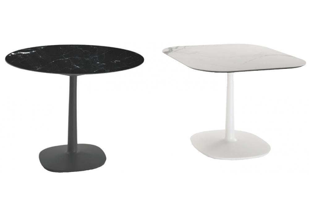 Multiplo kartell tavolo su stelo milia shop for Portafoto multiplo da tavolo