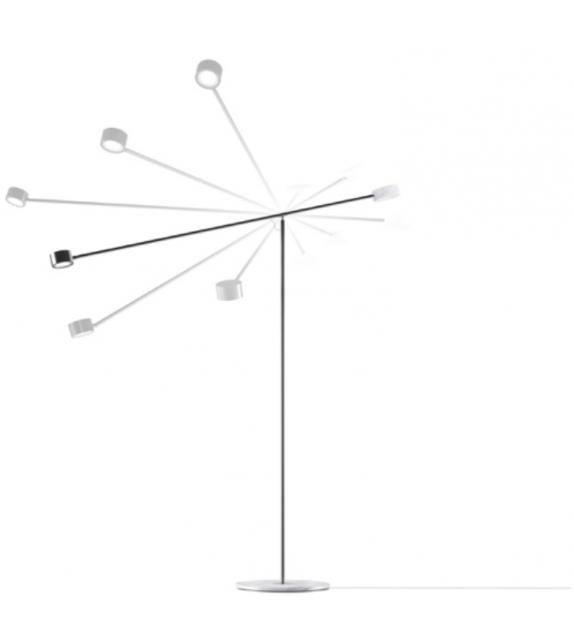 T Lamp Moooi Lámpara De Pie