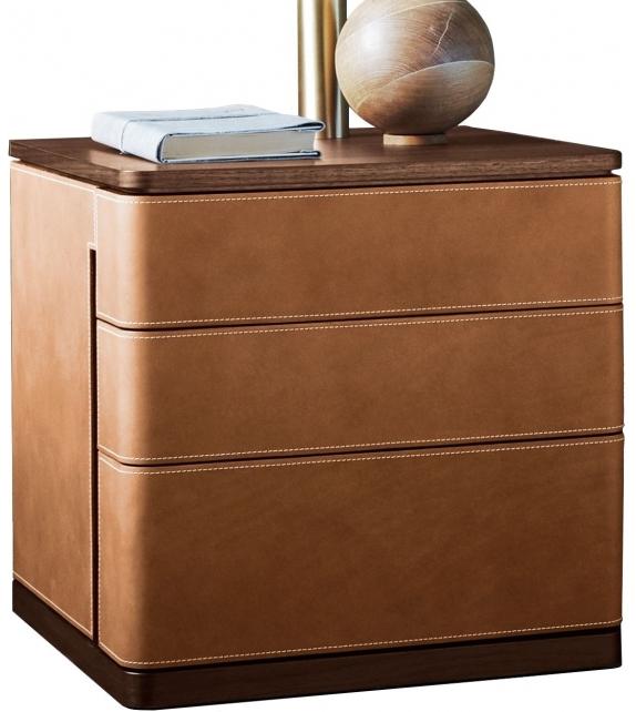 Fidelio Notte Poltrona Frau Bedside Cabinet