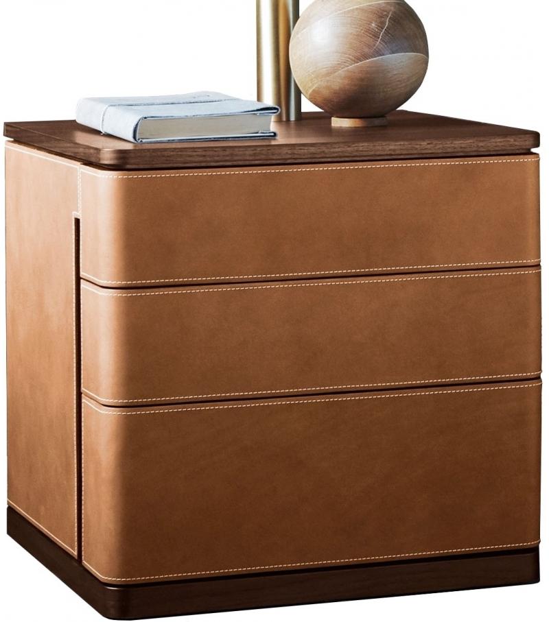 Fidelio Notte Poltrona Frau Bedside Cabinet Milia Shop