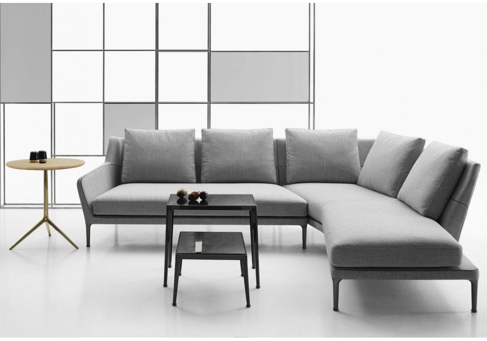 douard b b italia sofa milia shop. Black Bedroom Furniture Sets. Home Design Ideas