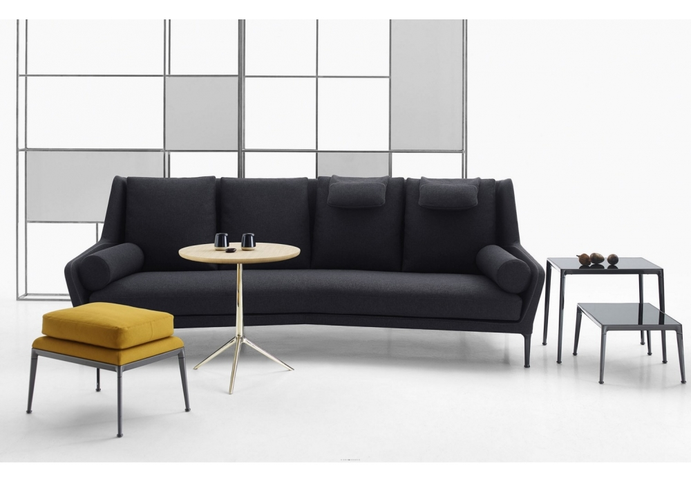 douard b b italia sofa milia shop. Black Bedroom Furniture Sets. Home Design Ideas