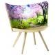 Embroidery Chair Cappellini
