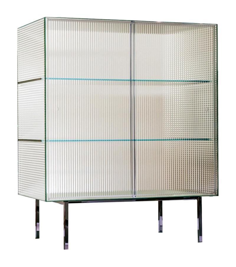 Commodore Glas Italia Sideboard
