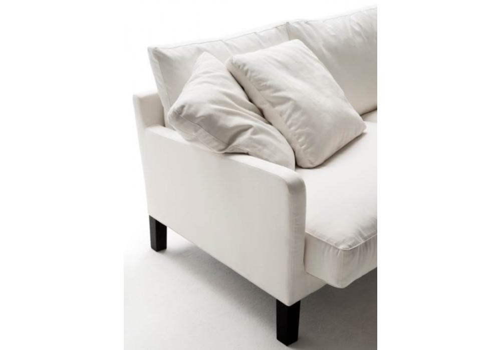 dumas living divani sofa milia shop. Black Bedroom Furniture Sets. Home Design Ideas